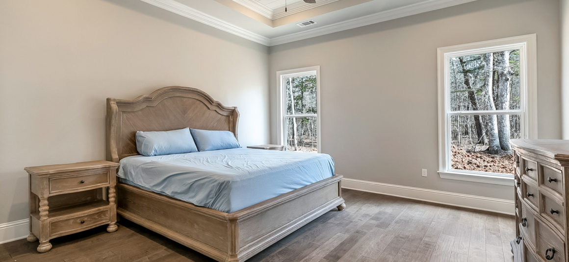 master bedroom by warshauer construction